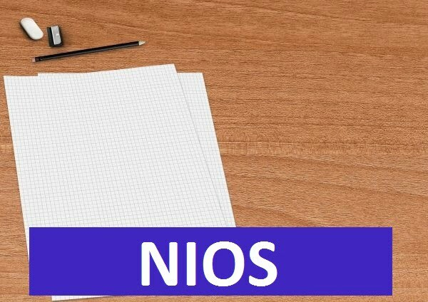 NIOS 10th Question Paper 2020